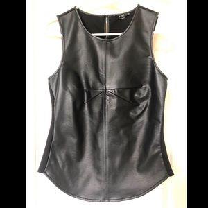 Tart Women X-Small Leather Tank Top